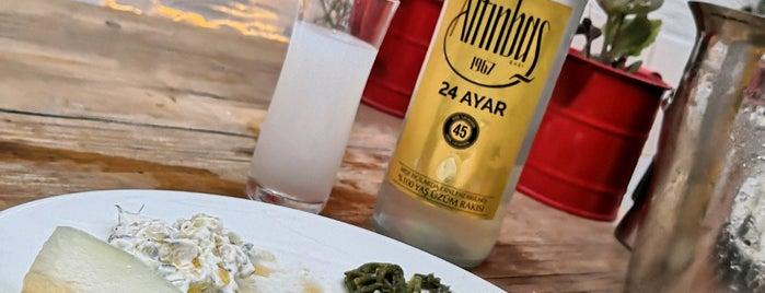 Alaçatı 2 Kapı Restaurant&Lounge is one of Posti che sono piaciuti a Ece.