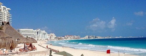The Westin Resort & Spa is one of Cancún y La Riviera Maya.