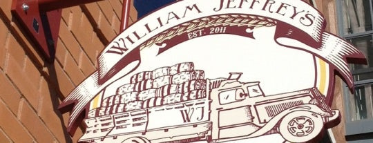 William Jeffrey's Tavern is one of Washington.