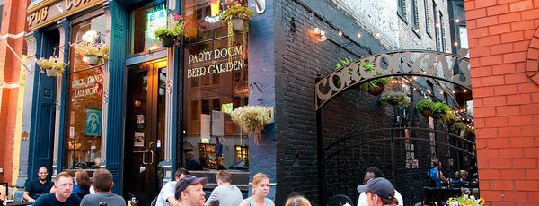 Corcoran's Grill & Pub is one of Visited Bars.