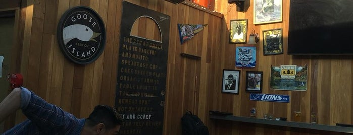 Ivy and Coney is one of Essential D.C. Sports Bars for Football and Beyond.