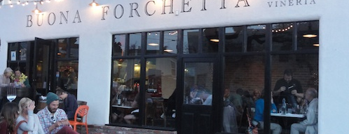 Buona Forchetta is one of San Diego Eater 38.