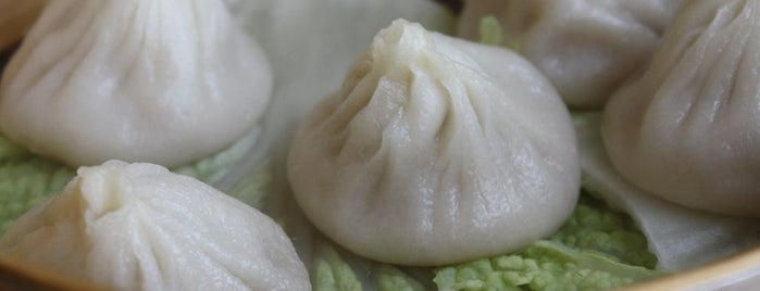 Kingdom of Dumpling is one of San Francisco's Best Dumplings.