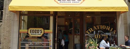 Edzo's Burger Shop is one of Michael: сохраненные места.
