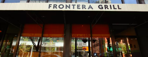 Frontera Grill is one of 11 Excellent Margaritas in Chicago.