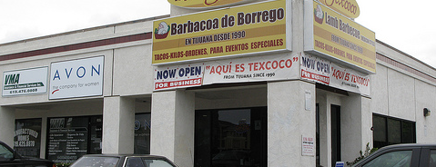 Aqui es Texcoco is one of San Diego.