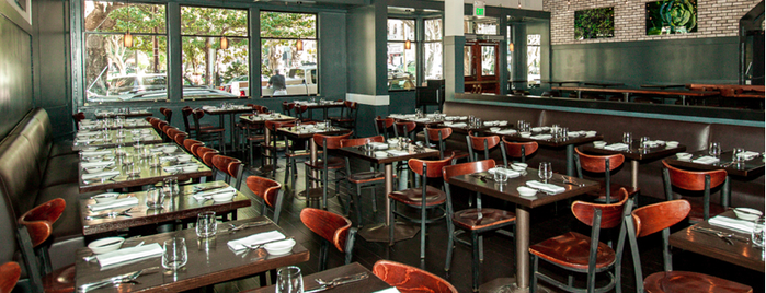 The Square is one of SF Restaurants to Try.