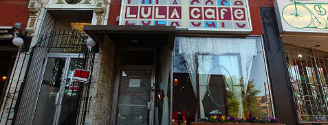 Lula Café is one of The 38 Essential Chicago Restaurants, Winter 2017.