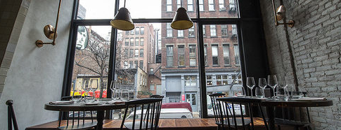 All'onda is one of NYC Restaurants.