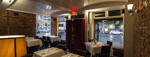 The Clam is one of Manhattan To-Do's (Between Houston & 34th Street).