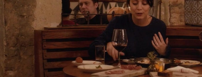 Tertulia is one of Master of None's Season Two Restaurants and Bars.