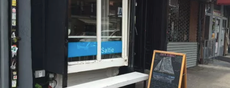 Saltie is one of Nyc.