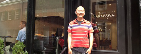 Sushi Nakazawa is one of NYC — Favorites.