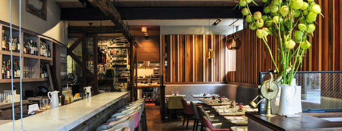 Blenheim is one of NYC 2014 new openings.