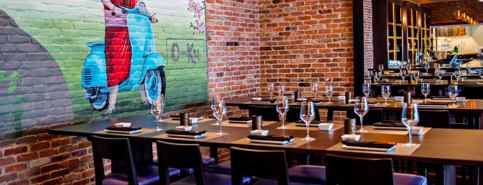 O-Ku is one of The Hottest Restaurants in Atlanta, March 2016.