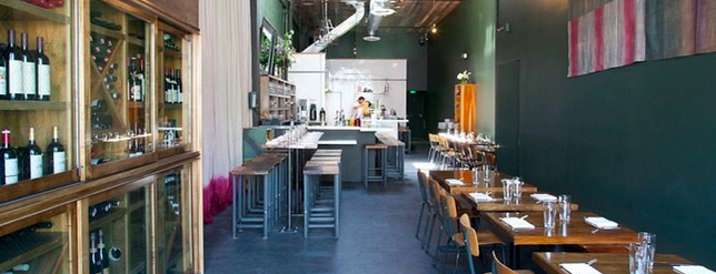 St. Vincent Tavern & Wine Merchant is one of Pay with Cover at These SF Restaurants.