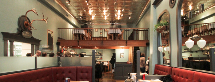 Little Bird Bistro is one of Portland Eater 38.