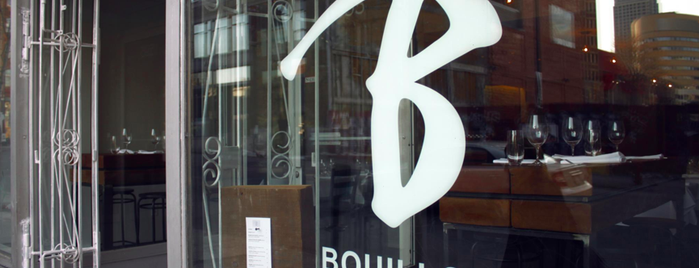 Bouillon Bilk is one of Montreal Eater 38.