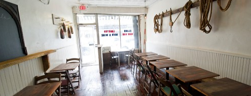 Littleneck is one of NYC Foodie.