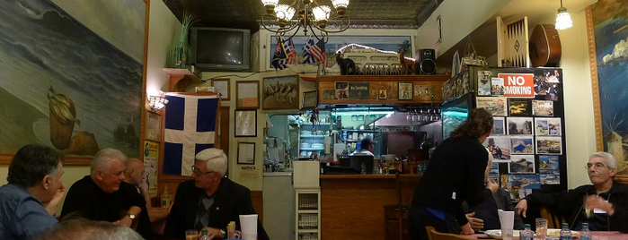 Gregory's 26 Corner Taverna is one of Shana: сохраненные места.