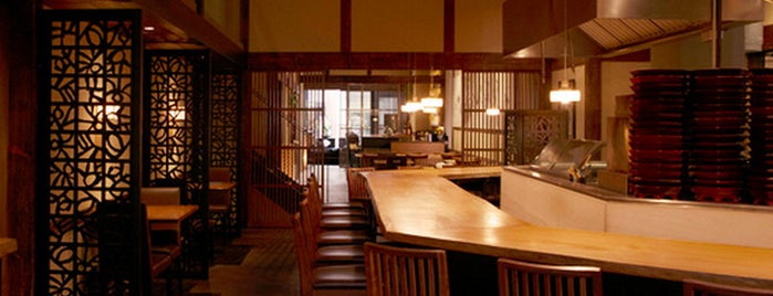OOTOYA 大戸屋 is one of The Definitive Guide to Theater District Dining.
