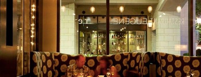 Restaurant Eugene is one of The 33 Essential Atlanta Restaurants, Summer '17.