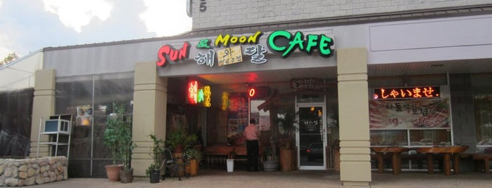 Sun & Moon Cafe is one of 12 Essential Korean Restaurants in Atlanta.