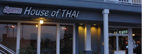 Supannee House of Thai is one of San Diego.