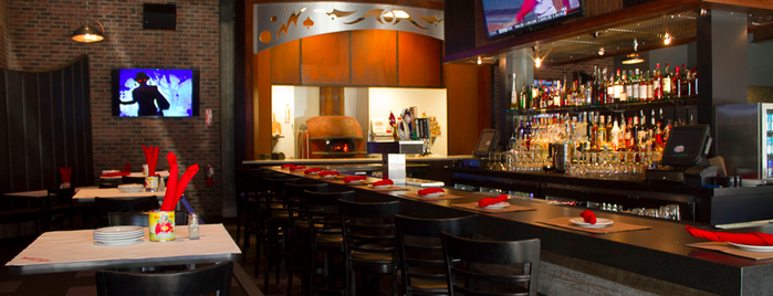 Pizza Rock is one of Las Vegas Eater 38.