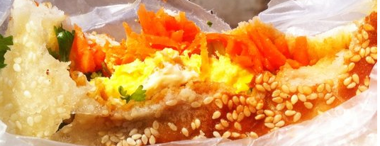 Prosperity Dumpling is one of 13 Vegetarian Sandwiches Even Carnivores Will Dig.