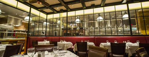 Gallaghers Steakhouse is one of New York Gottas.