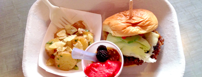 The Cannibal Beer & Butcher is one of 13 Vegetarian Sandwiches Even Carnivores Will Dig.