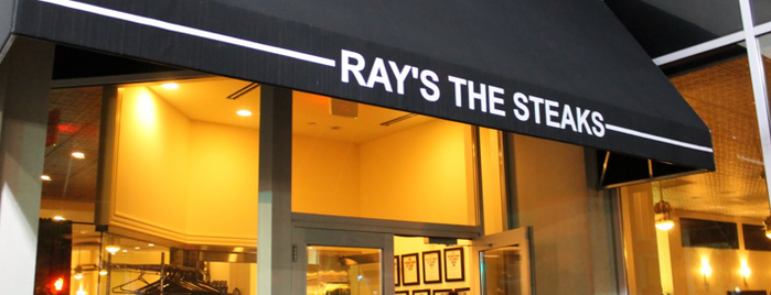 Ray's The Steaks is one of Gespeicherte Orte von JessC ⚓.