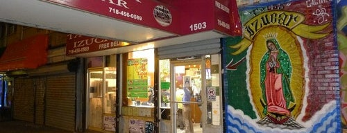 Taqueria Izucar is one of BK restaurants.