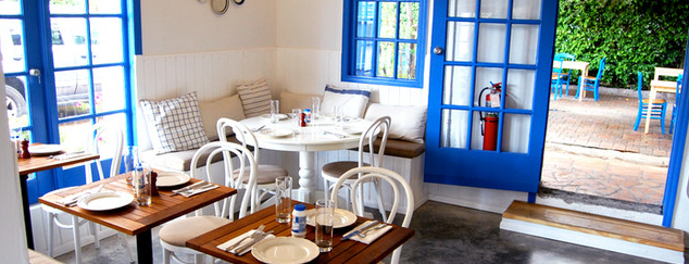 Mandolin Aegean Bistro is one of Miami Eater 38.