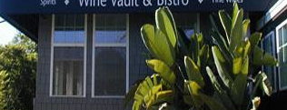 Wine Vault & Bistro is one of SD List.
