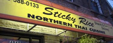 Sticky Rice is one of Michael: сохраненные места.