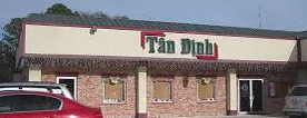 Tan Dinh is one of New Orleans.
