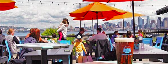 Marination Ma Kai is one of Seattle Must Eats + Sights.