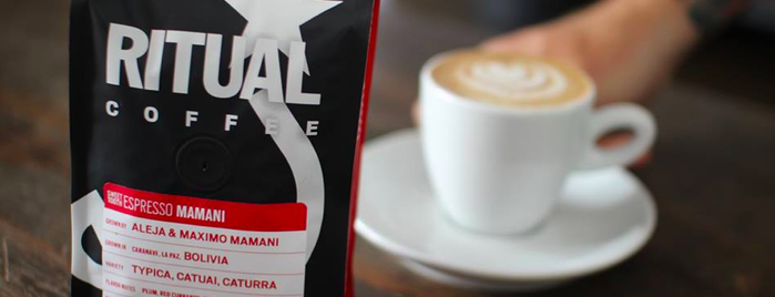 Ritual Coffee Roasters is one of Coffee shops in SF.