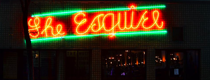 The Esquire Tavern is one of Texas.
