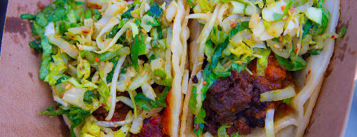 Kogi BBQ Truck is one of 20 Tacos to Try Before You Die in Los Angeles.