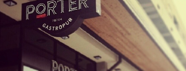 Porter Ale House & Gastropub is one of We need to try these spots...very soon..