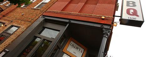 Lillie's Q is one of Michael: сохраненные места.