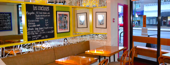 Los Cuervos Taqueria & Cantina is one of Vancouver City Guide 2014.
