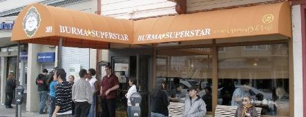 Burma Superstar is one of sf food.