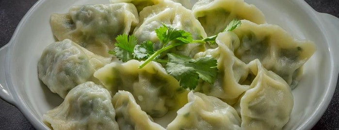MaMa Ji's is one of San Francisco's Best Dumplings.