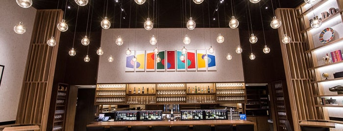 Aldo Sohm Wine Bar is one of The Definitive Guide to Theater District Dining.