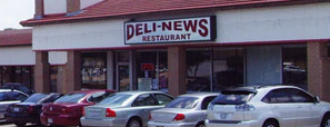Deli News is one of Posti salvati di Jeff.