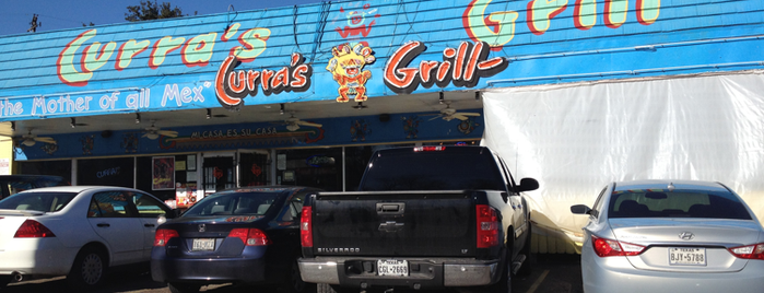 Curra's Grill is one of Austin Eater 38.